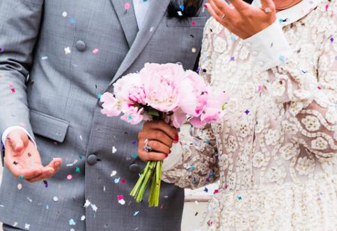 Braut überraschen