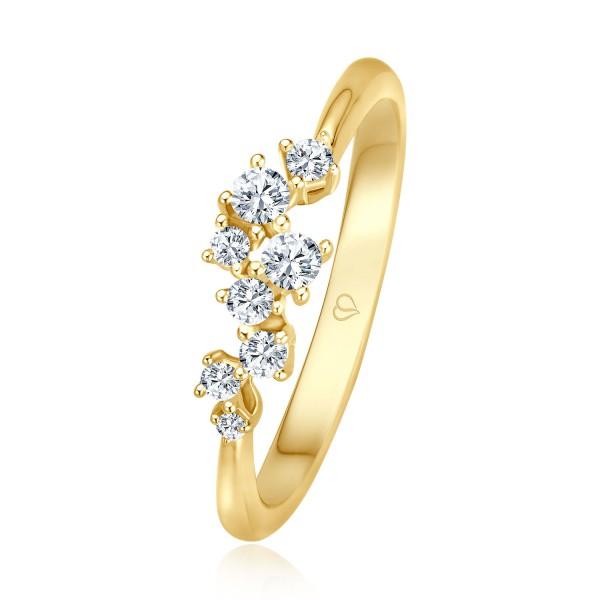 Verlobungsring Blooming