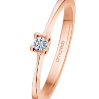 Verlobungsringe Aus Rosegold Und Rotgold Trauringschmiede