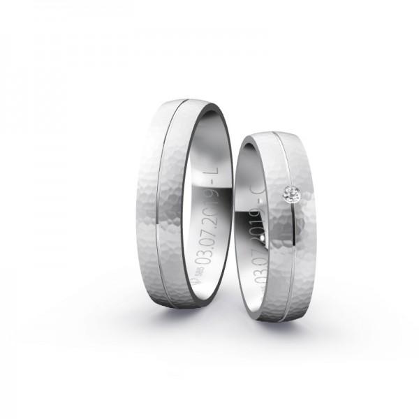 Individuelles Ringkonfigurator-Paar