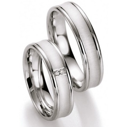 Trauringe Silber