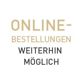 Online-Bestellungen weiterhin möglich