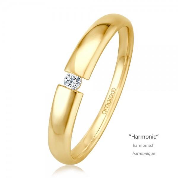 Verlobungsring Harmonic