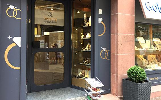 Trauringe Verlobungsringe In Kaiserslautern Kaufen Trauringschmiede