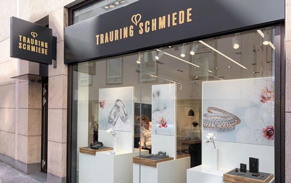 Trauringe Verlobungsringe Heute In Munchen Kaufen Trauringschmiede